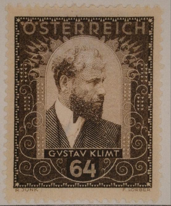 64 groschen Gustav Klimt